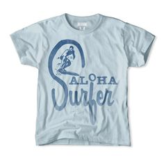 Aloha Surfer Kids T-Shirt