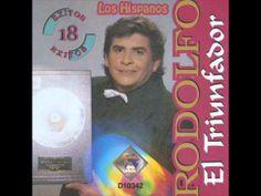 L.P Bailables 80's - RODOLFO CON LOS HISPANOS *El Triunfador - DISCO COM...