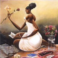Black art prints & African American Art & Gifts Frank Morrison - Love Letter - Limited Edition Print 850 x African American Art, American Artists, African Art, African Paintings, African Women, Oil Paintings, Sexy Black Art, Black Love Art, Action Painting