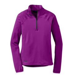 Outdoor Research Radiant Lt Zip Top ** See this awesome image  : Camping clothes
