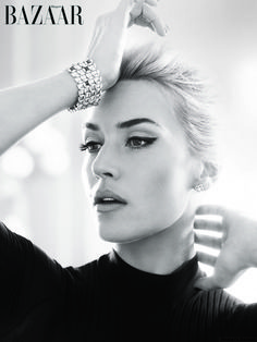 Kate Winslet In Harper's Bazaar: 'I've Really Learnt A Great Deal About Myself'
