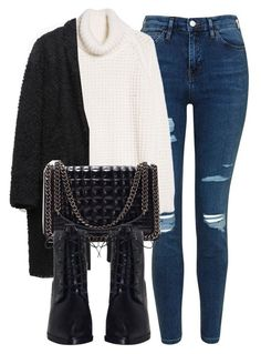 Untitled #6707 by laurenmboot on Polyvore featuring polyvore, fashion, style, MANGO, Isabel Marant, Topshop, Zimmermann, Zara and clothing