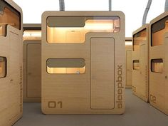 module. shapes. cutouts. radii. materials.