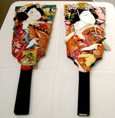 Japanese New Year - Hanetsuki (羽根突き) Hanetsuki is a traditional Japanese game commonly associated with New Year celebrations. It is similar to Western badminton, but without a net. The paddles, called hagoita (羽子板), are often sold for decorative purposes, serving as a New Years good luck charm.