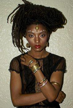 sisterlocks hairstyles | Dreadlocks And Sisterlocks Hairstyles For Black Women 11
