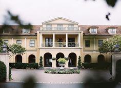 Venue, Keswick Hall; Photo: Adam Barnes Photography - Virginia Wedding http://caratsandcake.com/CaraandAdam