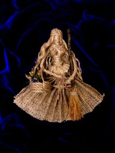 Brighid Goddess Doll