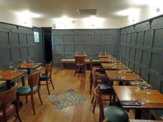 la fabrica tapas restaurant back interiors