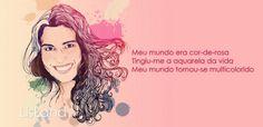 Ilustração para Blog LisLand, por Ena Caren http://enacaren.blogspot.com.br/