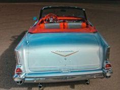 57'Belair Classic Fins Inca Silver & Matador...!