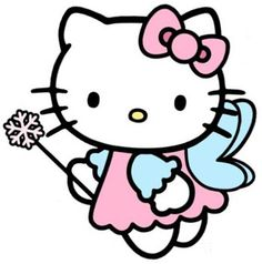 free hello kitty clip art pictures and images hello kitty rh pinterest com Hello Kitty Thank You Clip Art Hello Kitty Clip Art