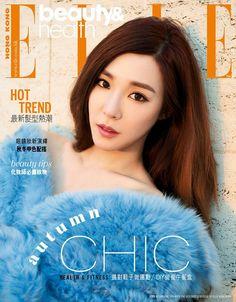 Team ʚïɞ TaeTae ʚïɞ (160923 Tiffany @ ELLE HongKong October Issue。 site...)