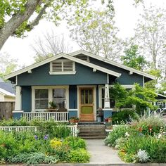 """""""A craftsman bungalow cottage!!! I did it!! All 3 styles in one!! #craftsman #bungalow #cottage…"""""""