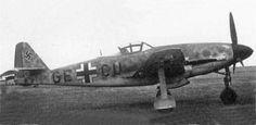 Picture of the Messerschmitt Me 309