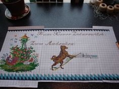 making a pattern Tineke Nieuwenhuijse