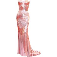 Satinee's collection - Red carpet dresses found on Polyvore