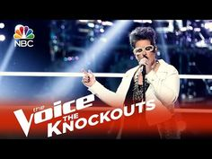 """The Voice 2015 Knockouts - Sarah Potenza: """"Wasted Love"""" - YouTube"""