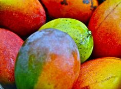 Mangos, Yummmm    Discover the world of Alexis & Sophie on alexis-and-sophie.com and get your #fairytaleskincare