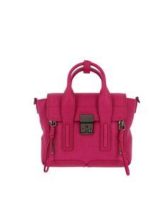 元644.613. 3.1 PHILLIP LIM Shoulder Bag Mini Bag Shoulder Bag Women 3.1 Phillip Lim #31philliplim #shoulderbag #leather #bags Leather Flats, Leather Satchel, Leather Backpack, 3.1 Phillip Lim, Mini Bag, Backpacks, Shoulder Bag, Bags, Women
