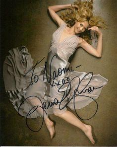 Jenna Elfman free #beautiful #celebrity #autograph