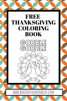 There are many different ways to use free coloring pages. All of them are so simple and fun your preschooler won't even know they are learning. Check them out here and grab your free printable thanksgiving coloring book for kids. Thanksgiving Activities For Kids, Outdoor Activities For Kids, Toddler Coloring Book, Coloring For Kids, Easy Toddler Crafts, Easy Crafts, Free Coloring Pages, Coloring Books, Learning Colors