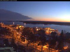 Åland, Mariehamn, Finland hamninloppet