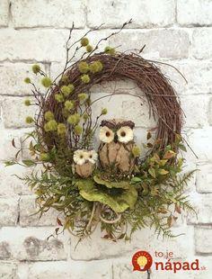 Fall Owl Wreath, Fall Wreath for Door,Fall Decor, Fall Door Wreath, Front Door W… – Diy Fall Decor – Door hanger Owl Wreaths, Holiday Wreaths, Christmas Decorations, Garden Decorations, Mesh Wreaths, Yarn Wreaths, Winter Wreaths, Floral Wreaths, Thanksgiving Wreaths
