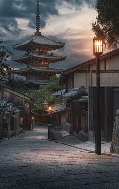 Gion Quarter, Kyoto, Japan