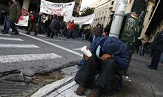 Austerity in Greece caused more than 500 male suicides, say researchers