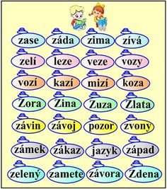 ABECEDA PÍSMENO Z First Grade, Logos, Speech Language Therapy, Logo, Key Stage 1