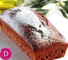 Κέικ σοκολάτας νηστίσιμο | Dina Nikolaou