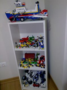 My humble Lego collection
