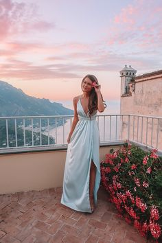 Southern Curls & Pearls: Travel Guide: Amalfi Coast, Italy Source by hbs Amalfi Coast Italy, Ravello Italy, Southern Curls And Pearls, Italy Summer, Italy Outfits, Girls Night Out, Instagram Fashion, Bella, Lady