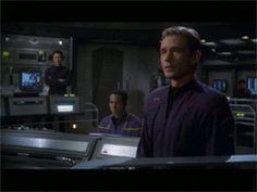 Star Trek: Enterprise - Trip Tucker having a moment