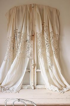 old curtains  SOLD