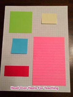 Math Mentor Text: Perimeter, Area, and Volume-great hook for a math lesson. Two activities using graph paper to teach area and perimeter. Hands-on activities to easily incorporate during your math block.