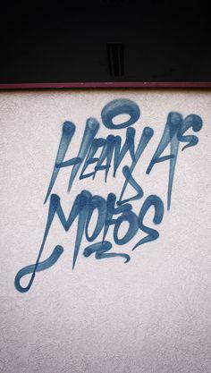 c9e54fe3782ec Heavy as mofos Escrita Graffiti