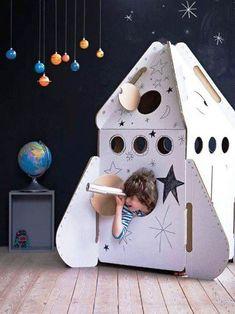 Son dönemlerde ön plana çıkan karton oyuncaklar çevre dostu olmaları çocukta yaratıcılığı desteklemeleri ve çok amaçlı kullanımı açısından bilinçli ebeveynlerin ilgisini çekmeye başladı. Kartondan …
