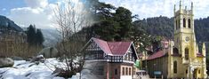 The most famous holiday destination of India, Shimla is crowned with the title of Queen of Hill Stations. Nestled amidst the beautiful natural surroundings Shimla mesmerizes tourists through its serene waterfalls, snow-capped peaks and churches.  http://www.facebook.com/pages/Metro-Tours-and-Travels/505345672836903?fref=ts