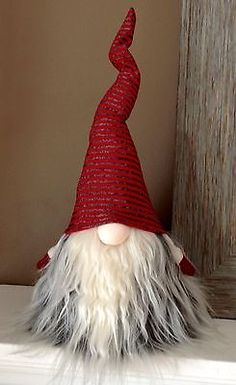 Swedish Norwegian Tomte Nisse Gnome Elf all yr round/Christmas Decoration! | Collectibles, Holiday & Seasonal, Christmas: Modern (1946-90) | eBay!