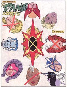 Quadrinhos: X-Men Outback (Marvel Comics) Uncanny X-Men #249 - crossed off quadrinhos-x-men-outback-marvel-comics Quadrinhos: X-Men Outback (Marvel Comics) X-Men_Outback_Marvel Comics - PIPOCA COM BACON #PipocaComBacon Queda Dos Mutantes #Gateway #Teleporter #Jubileu #MarvelComics #Psylocke #Reavers #Carniceiros Fall Of TheMutants #TheUncannyXMen #Outback #Xmen #Quadrinhos #Comics