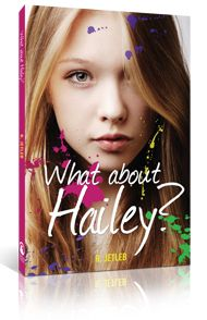 """What About Hailey?"" is the newest release from Cavern of Dreams Publishing! It is a touching story of 11-year-old Hailey and her journey to finding her forever family. Get your copy today!"