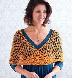 Simply Crochet Twist Cowl