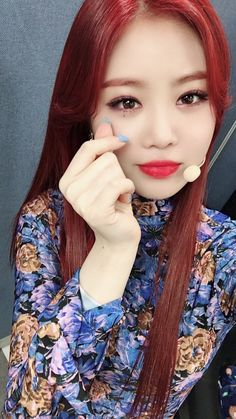 Kpop Girl Groups, Korean Girl Groups, Kpop Girls, Btob, Jin G, Soo Jin, Peinados Pin Up, Girl Sday, Cube Entertainment