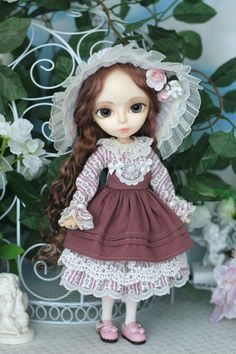 Dress for Neo Blythe / Azone pure neemo M/S от ElenaShowRoom