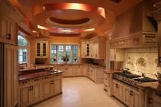 Image result for kitchens in mansions