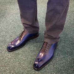 """""""Ten pocit, mít na sobě poprvé nové #boty na míru."""""""