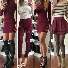 Best Women Outfits Going to Dinner this Fall Women can definitely wear jewelry to office, but make sure that it doesn't get too much, like you're opting for a party showing all of the gold and silver you have. Many women will go f… Cute Casual Outfits, Sexy Outfits, Pretty Outfits, Dress Outfits, Fall Outfits, Summer Outfits, Cute Outfits For Party, Dresses, Teen Fashion Outfits