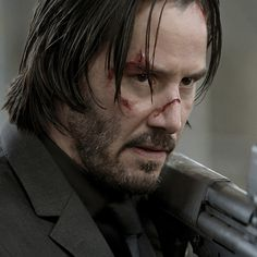 WHY DO WE LOVE KEANU?  Because John Wick's gonna need a new notebook for all of…