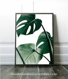 Check out this item in my Etsy shop https://www.etsy.com/ca/listing/466718802/tropical-leaf-print-tropical-leaf